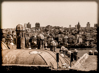 Instanbul - Chimneys of Sulemaniye