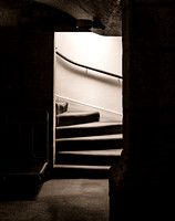 Oxford - Back Stair