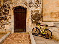Bicycle at the Gate