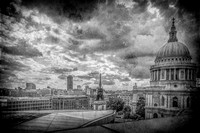 St. Paul's Skyline Silverplate
