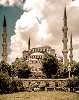 Instanbul - Blue Mosque