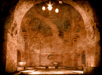 Thessaloniki Center - Bey Hamam Interior