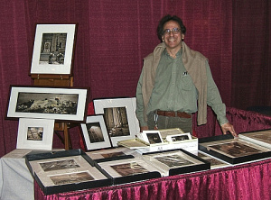 At the 46th Annual ASUNM Arts and Crafts Fair